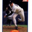 Al Lieter RC Trading Card Single 1989 Score #580 Yankees