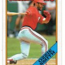 Ozzie Smith Trading Card Single 1988 Topps #460 Cardinals