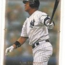 Alex Rodriguez Trading Card Single 2008 Upper Deck Masterpieces #62 Yankees