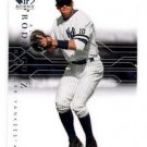 Alex Rodriguez Trading Card Single 2008 UD SP Authentic #37 Yankees