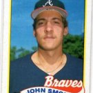 John Smoltz RC Trading Card Single 1989 Topps #382 Braves