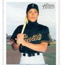 Tsuyoshi Shingo Trading Card Single 2002 Bowman Heritage #310 Giants
