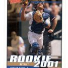 Hector Ortiz RC Trading Card Single 2001 Upper Deck Victory #559 Royals