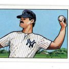 Don Mattingly Trading Card Single Art Card 1990 Bowman #NNO Yankees