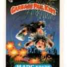 Marc Spark Sticker 1986 Topps Garbage Pail Kids #238a NMMT+