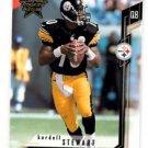 Kordell Stewart Trading Card Single 2001 Leaf Rookies & Stars #56 Steelers