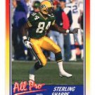 Sterling Sharpe Trading Card Single 1990 Score #589 Packers All Pro