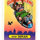 Baked Jake Trading Card 1986 Topps Garbage Pail Kids 146a EX+ Off-Centered