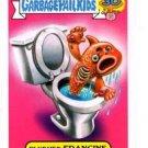 Flushed Francis Pets Trading Card 2015 Topps Garbage Pail Kids #4b