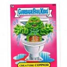 Creature Connor Trading Card 2013 Topps Garbage Pail Kids Minis #160b