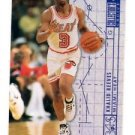 Khalid Reeves Blueprint 1994-95 UD Collector's Choice #385 Heat