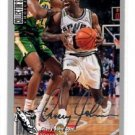 Avery Johnson Silver Signature SP 1994-95 Upper Deck Collector's Choice #301