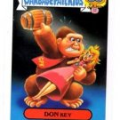 Don Key 80s Spoof Trading Card 2015 Topps Garbage Pail Kids #12b