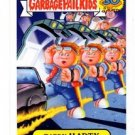 Tardy Marty 80s Spoof Sticker Insert 2015 Topps Garbage Pail Kids 1a