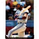 Joe Carter Trading Card 1993 Topps Gold #350 Blue Jays