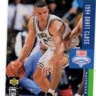 Jason Kidd Draft Class 1994-95 Upper Deck Collector's Choice #408 Mavericks