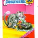 Kitty Kitty Pets Sticker Insert 2015 Tops Garbage Pail Kids #1a