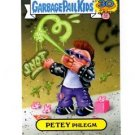 Petey Phlegm Kids Sticker 2015 Topps Garbage Pail Kids #1b