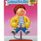 Cheeky Charles Zoom-Out Sticker 2015 Topps Garbage Pail Kids 1b