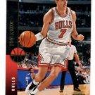 Toni Kukoc Trading Card Single 1994-95 Upper Deck #216 Bulls