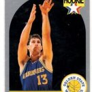Sarunas Marciulionis RC Trading Card Single 1990 Hoops #115 Warriors