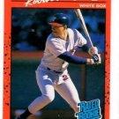 Robin Ventura RC Trading Card Single 1990 Donruss #28 White Sox