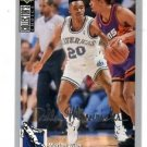 Morlon Wiley Silver Signature SP 1994-95 Upper Deck Collector's Choice #364