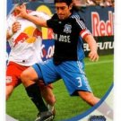 Nick Garcia Trading Card Single 2008 Upper Deck MLS #92 Earthquakes