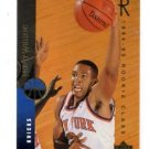 Monty Williams RC 1994-95 Upper Deck Collector's Choice #283 Knicks