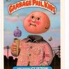 Upliftin Clifton Sticker Trading Card 1986 Topps Garbage Pail Kids 212a