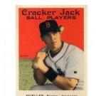 Bill Mueller Trading Card 2004 Topps Cracker Jack Mini Stickers #27 Red Sox