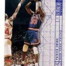 Patrick Ewing Blueprint 1994-95 Upper Deck Collector's Choice #389