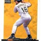 Jason Kendall Trading Card Single 20000 Paramount #185 Pirates