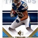 Vincent Jackson Trading Card Single 2009 Upper Deck SP Threads #96 Chargers