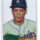 Maury Wills Trading Card Single 2005 Topps Pristine Legends #42 Dodgers