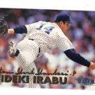 Hideki Irabu Trading Card Single 1999 Fleer Tradition #418 Yankees