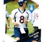 Kyle Orton Trading Card Single 2009 Score #53 Broncos