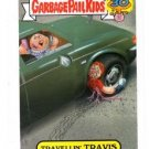 Travellin Travis Zoom-Out Sticker 2015 Topps Garbage Pail Kids #8a
