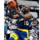 Tim Hardaway Trading Card Single 1992-93 Upper Deck #261 Warriors