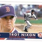 Trot Nixon Trading Card Single 2001 Fleer Tradition #12 Red Sox