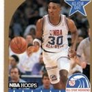 Scottie Pippen All Star SP Trading Card Single 1990-91 Hoops #9 Bulls