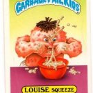Louise Squeeze Variation Trading Card Sticker 1987 Topps Garbage Pail Kids #253b