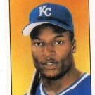 Bo Jackson Trading Card Single 1990 Score #687 Royals