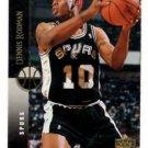 Dennis Rodman Trading Card Single 1994-95 Upper Deck #279 Spurs