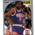 Kenny Battle RC Trading Card Single 1990 Hoops #233 Suns