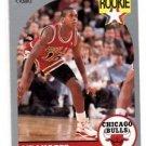 B.J. Armstrong RC Trading Card Single 1990 Hoops #60 Bulls