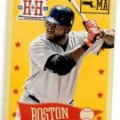 David Ortiz State Parallel Trading Card 2013 Panini Home Town Heroes 189 Red Sox