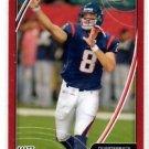 Matt Schaub Red Parallel SP 2007 Topps Total #41 Texans NMT