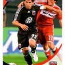 Jamie Moreno Trading Card Single 2008 Upper Deck MLS #37 DC United