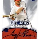 Troy Glaus Trading Card Single 2004 Upper Deck Pro Sigs #66 Angels